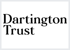 Dartington Trust logo - Thomson Philanthropy client