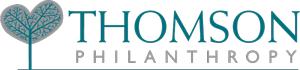 Thomson Philanthropy logo