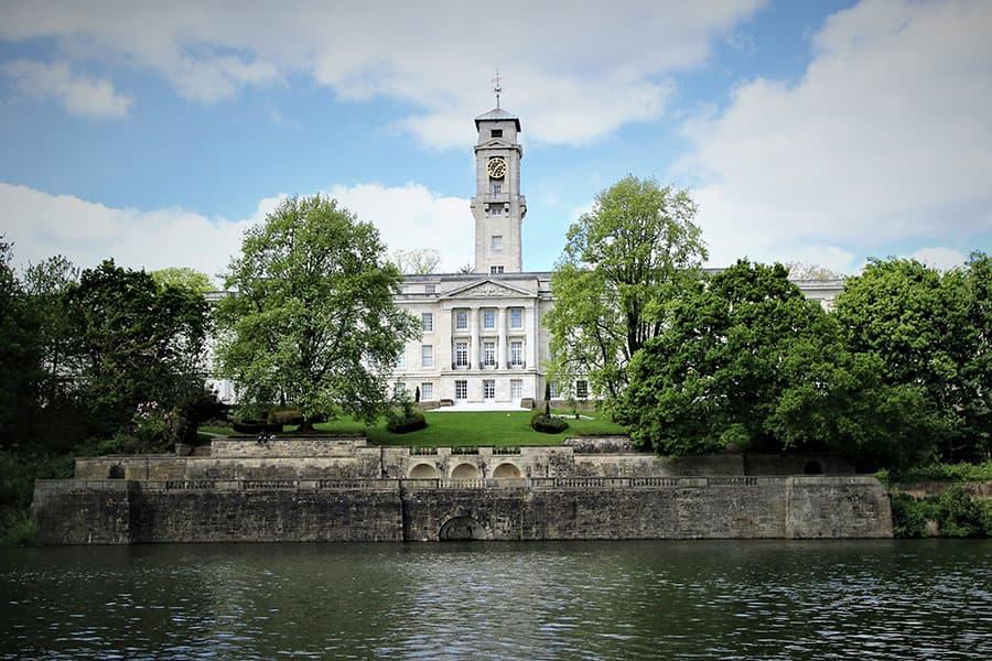 nottingham university 1
