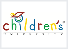 The Children's University logo - Thomson Philanthropy client