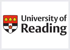 University of Reading logo - Thomson Philanthropy client